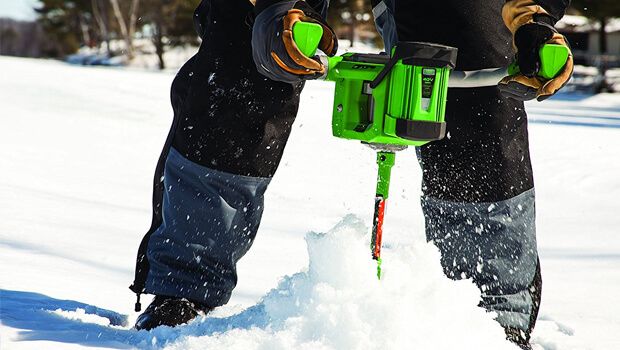 ION 19150 ice auger