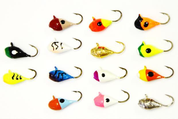 marmooska jig trout