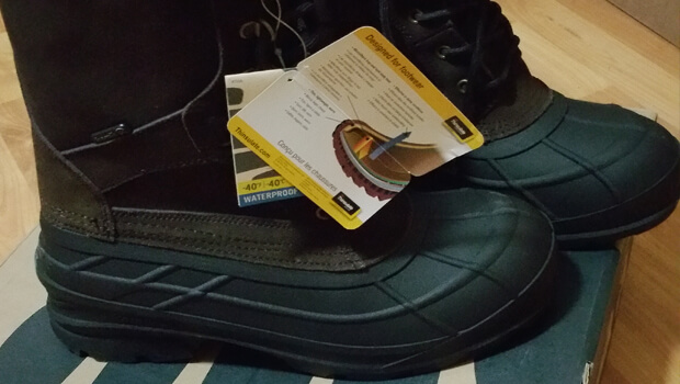 Review of Kamik Nationplus boots