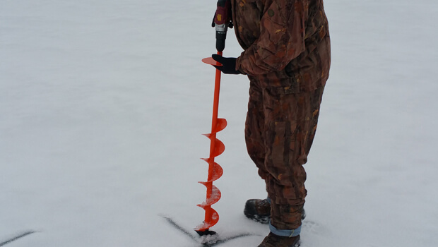 Nils drill auger