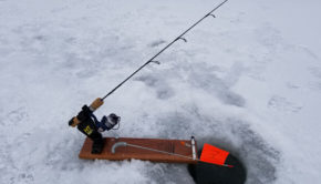 HT ice rigger