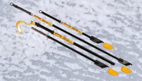 ice fishing spud bar