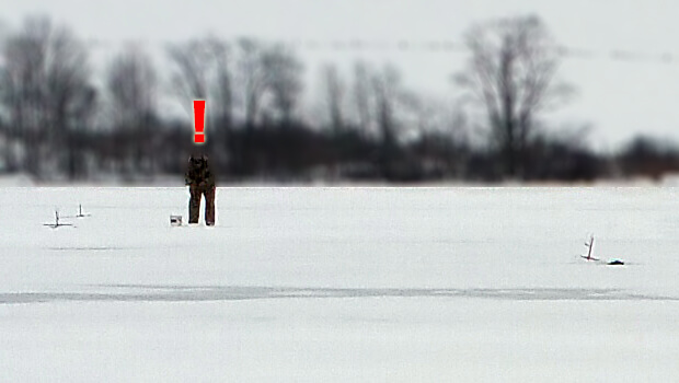 don't forget ice fishing